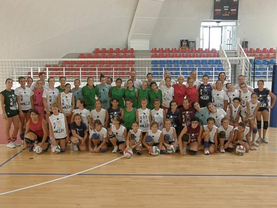 Blu Volley - Camp Cesenatico agosto 2012