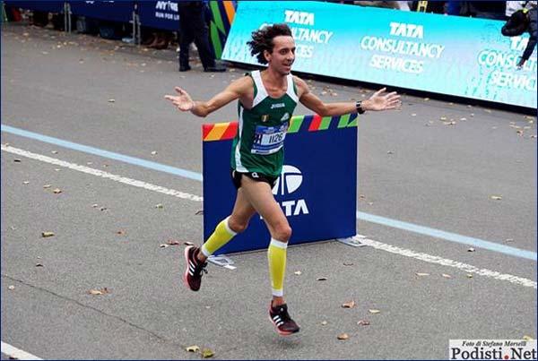 Alessandro Claut: NYCM, emozioni da correre