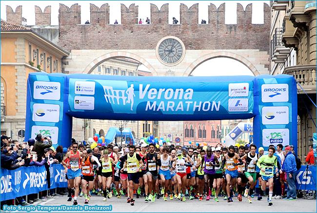 Verona – 14^ VeronaMarathon
