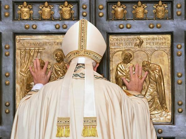 Giubileo, Papa Francesco  domenica mattina a San Giovanni  in Laterano
