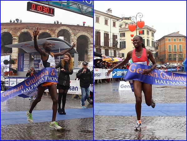 Verona – 9^ Giulietta & Romeo Half Marathon