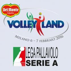Del Monte Finali di Coppa Italia – Volley Land 2016