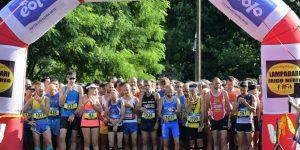 Partenza Run For Avis 2018