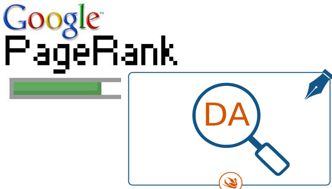 Il PageRank cede il passo al Domain Authority