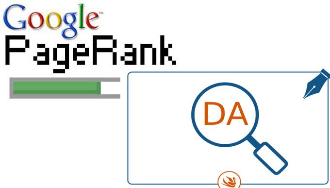 Il PageRank cede il passo al Domain Authority