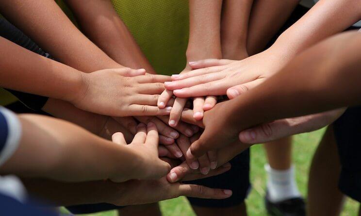 Spirito di gruppo nello sport