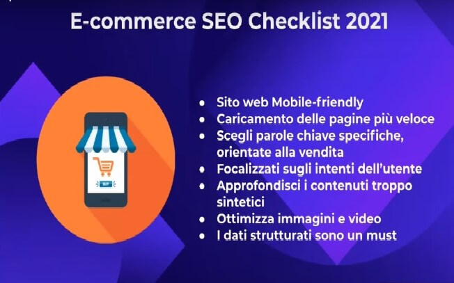 SEO, strumento innovativo per E-Commerce .. e TO